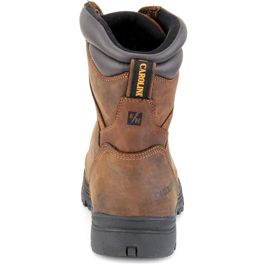 Carolina Men's WP Liner Safety Boots - Copper