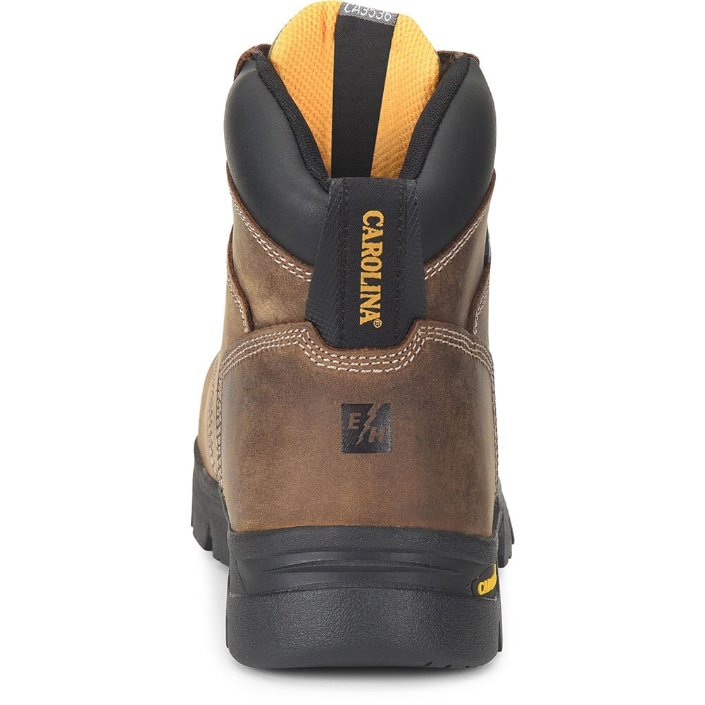 Carolina Men's Circuit Safety Boots - Brown