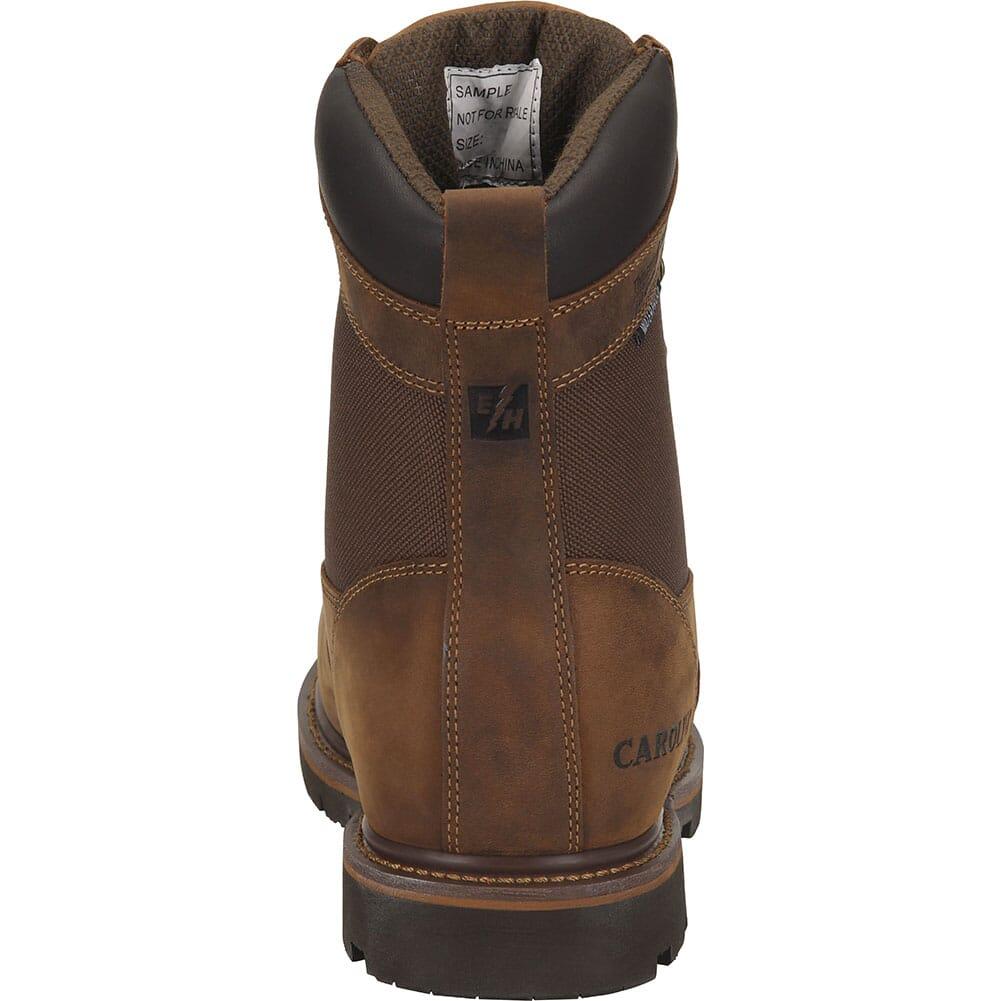 Carolina Men's Installer Safety Boots - Mohawk Brown
