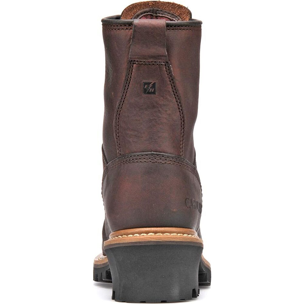 Carolina Women's Work Logger - Dark Brown