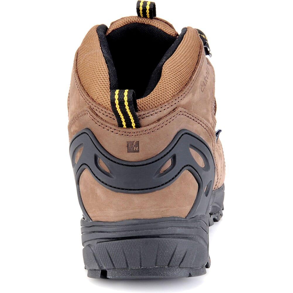 Carolina Men's Carbon Safety Boots - Brown