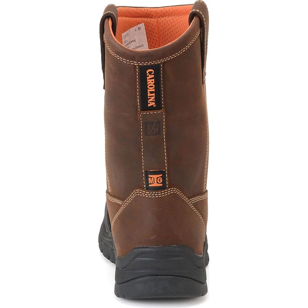 Carolina Men's Internal Met Safety Boots - Copper