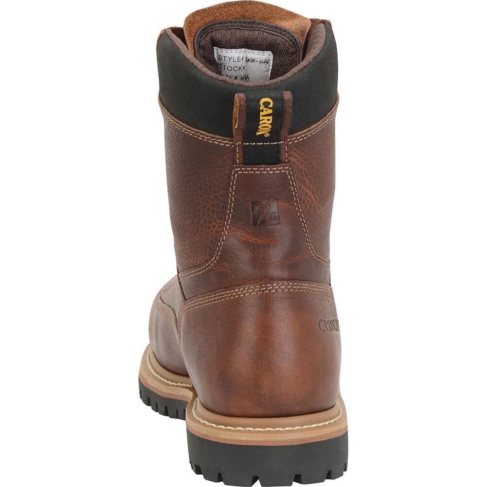 Carolina Men's Grind Work Boots - Brown
