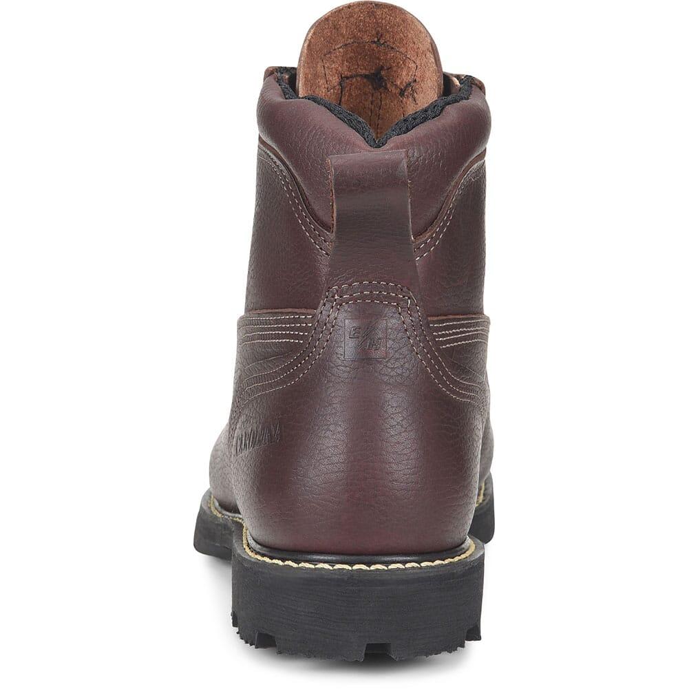 Carolina Men's Winged D3O Internal Met Safety Boots - Brown