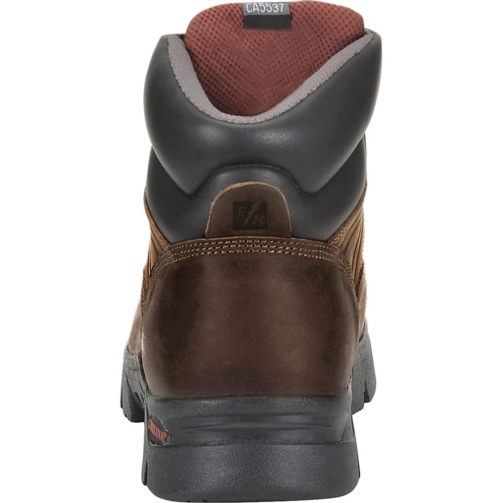 Carolina Men's Hook Safety Boots - Brown