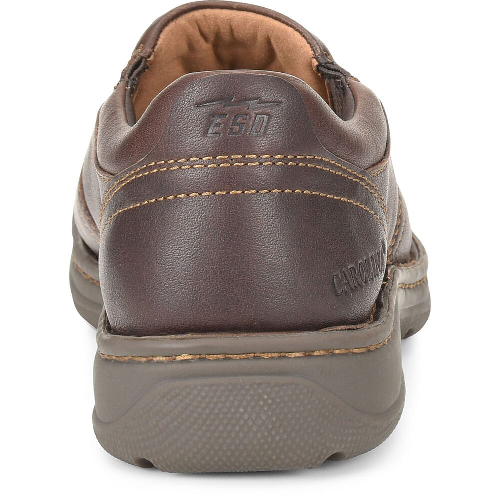 Carolina Men's BLVD 2.0 Safety Slip Ons - Brown