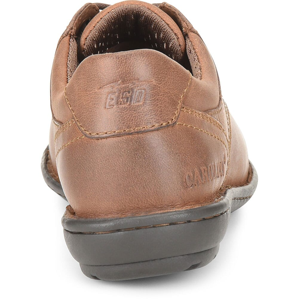 Carolina Women's BLVD Safety Shoes - Brown