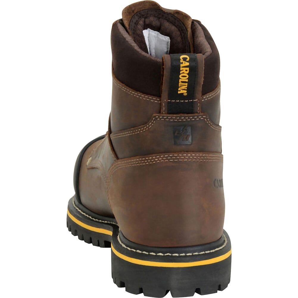 Carolina Men's Framework Safety Boots - Brown
