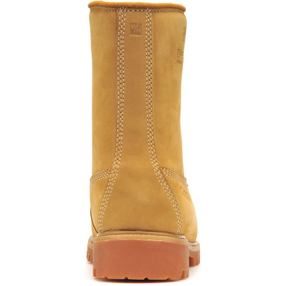Carolina Men's 8IN INS Safety Boots - Wheat