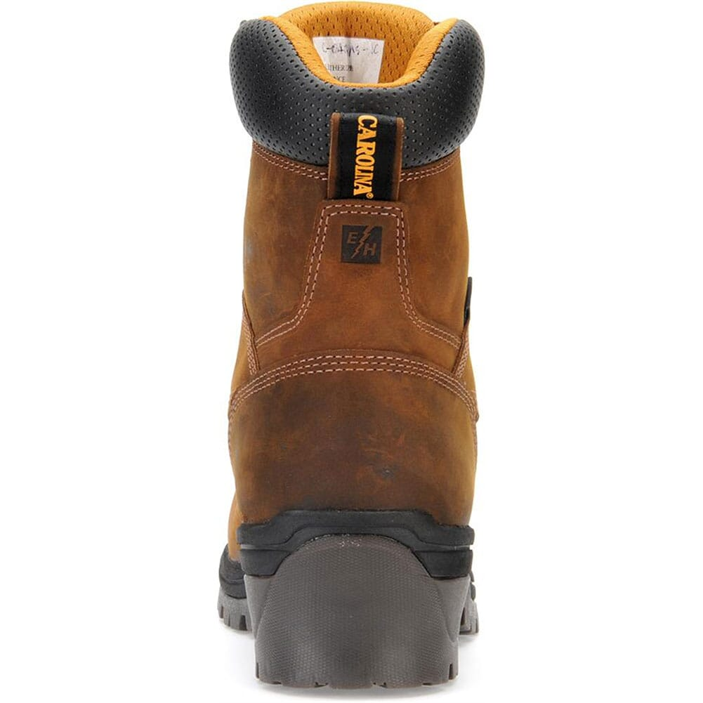 Carolina Men's WP Gore-Tex Safety Logger - Copper Crazy