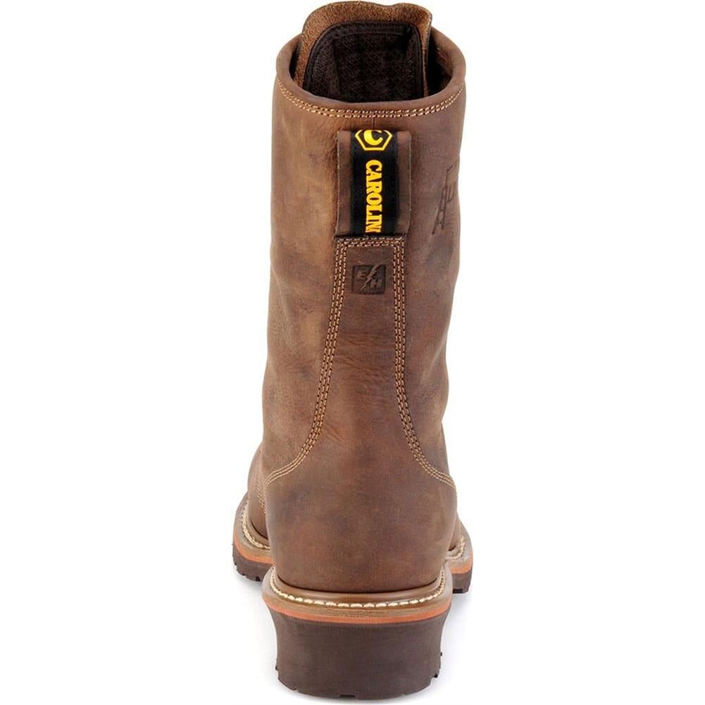 Carolina Men's Rubber Outsole Work Boots - Cork