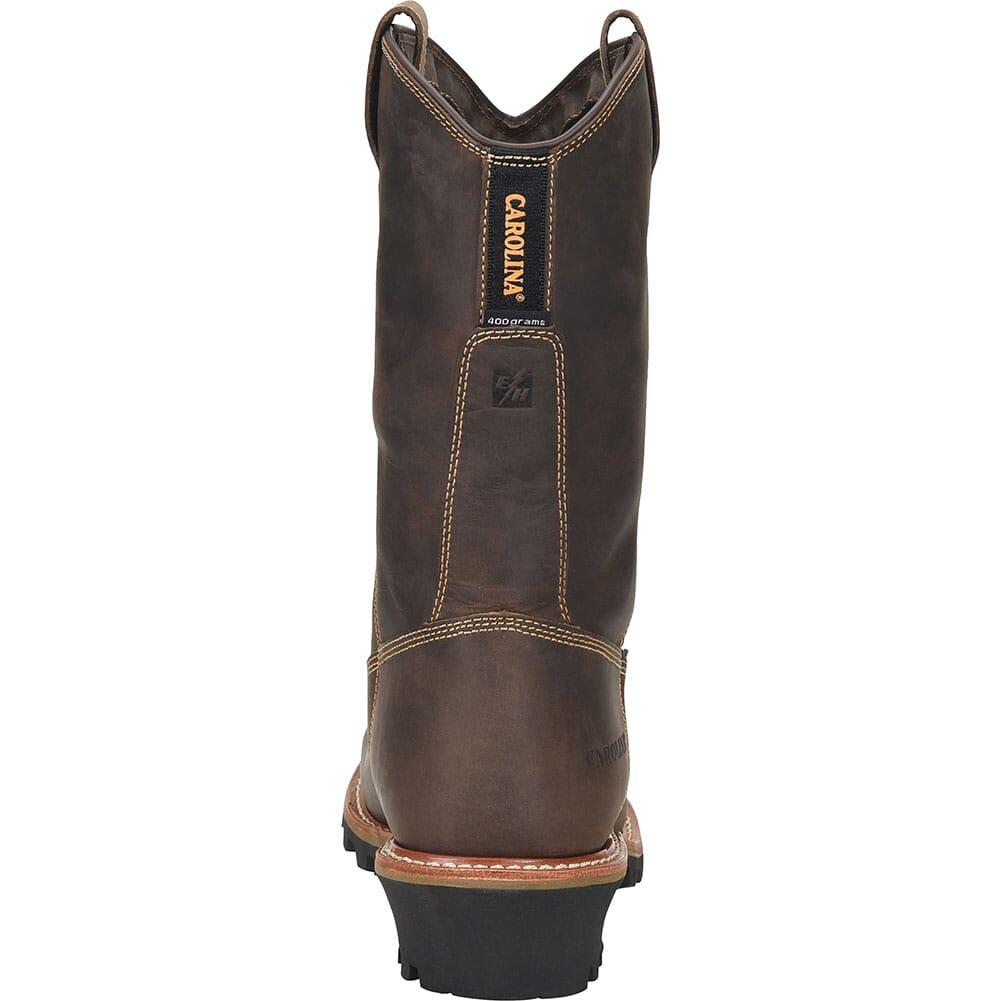 Carolina Men's WELL X Insulated Safety Boots - Walnut