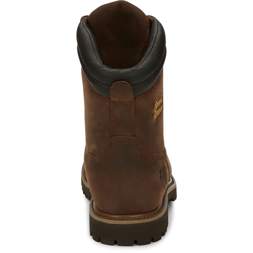 55070 Chippewa Men's Birkhead WP Safety Boots - Brown