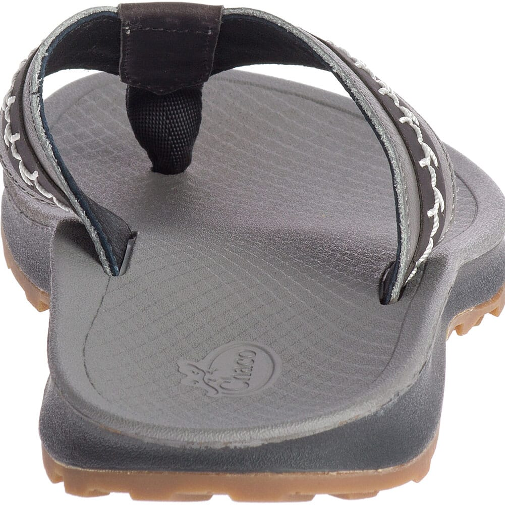 Chaco Women's Playa Pro Leather Sandals - Gray