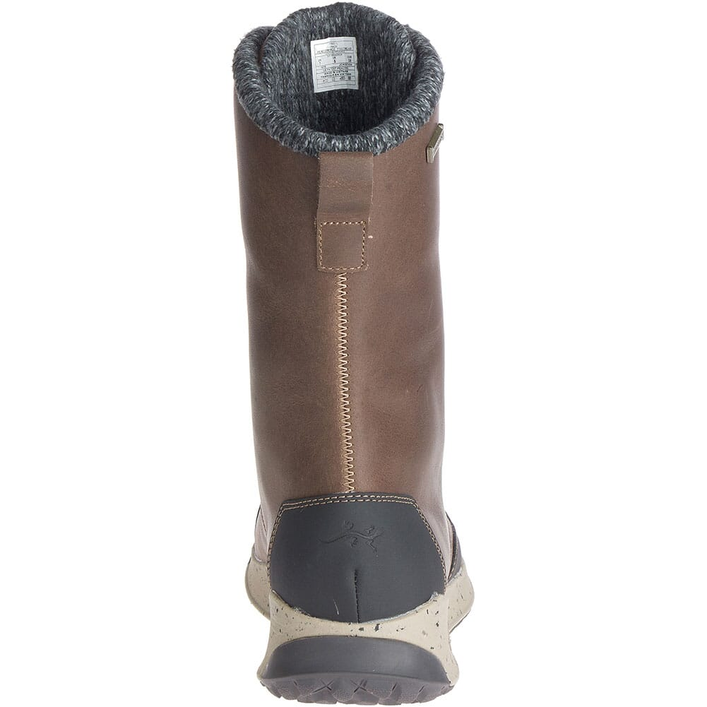 Chaco Women's Borealis Tall WP Casual Boots - Fossil