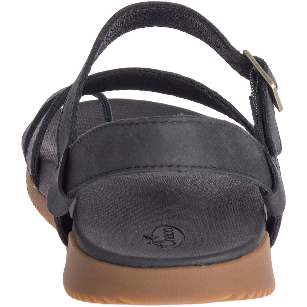 JCH107914 Chaco Women's Tulip Sandals - Black