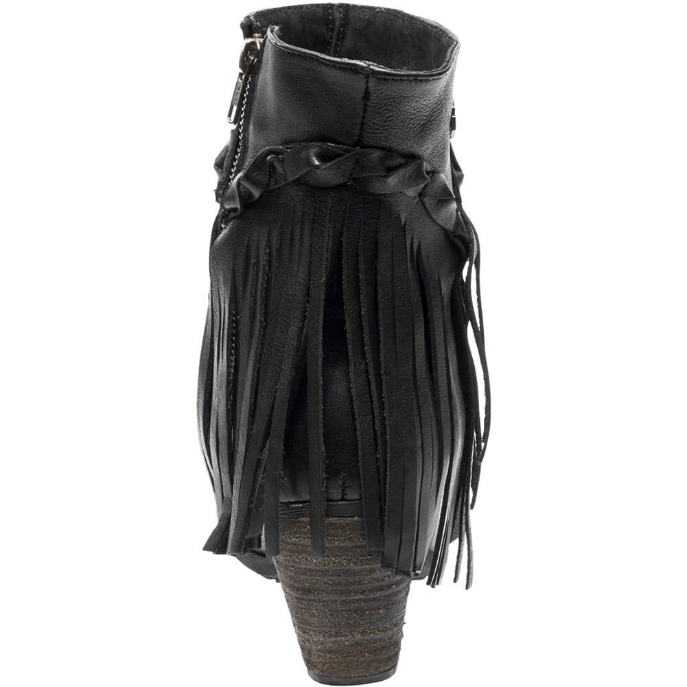 Harley Davidson Women's Retta Motorcycle Boots - Black