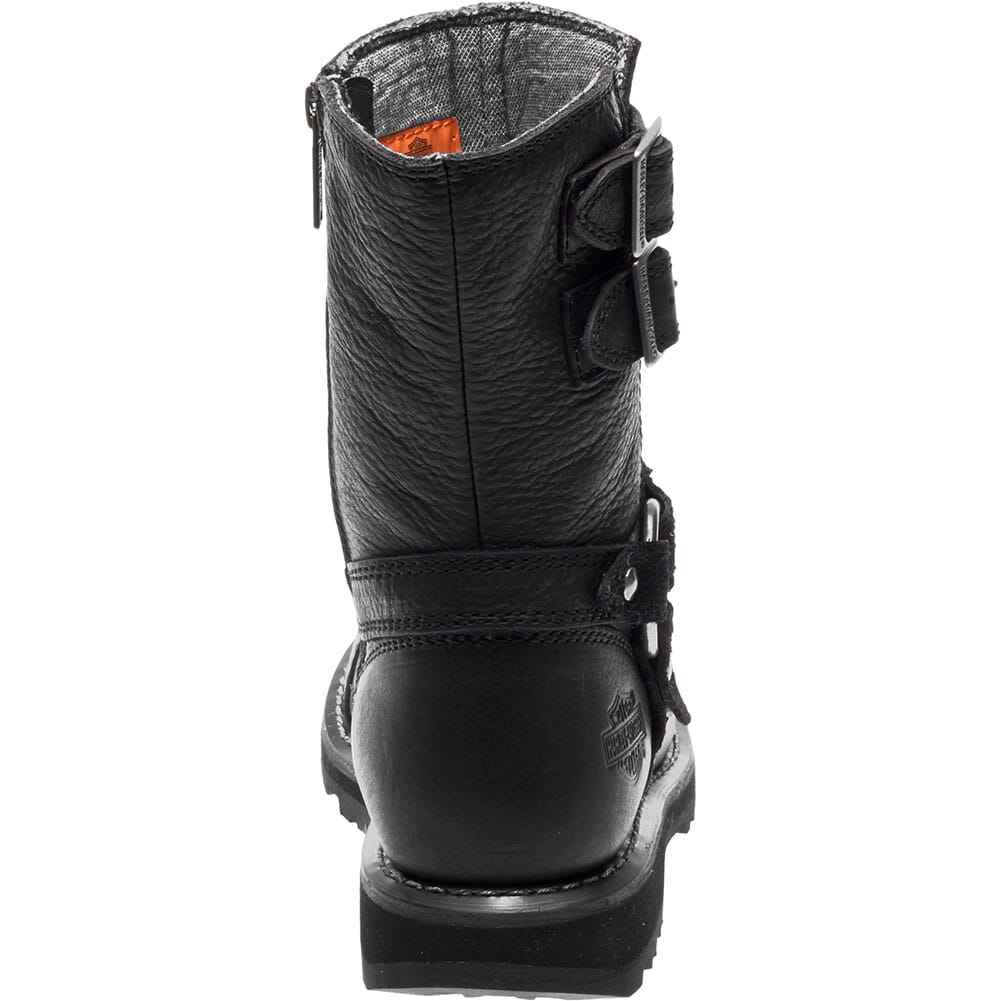 Harley Davidson Women's Marmora Motorcycle Boots - Black