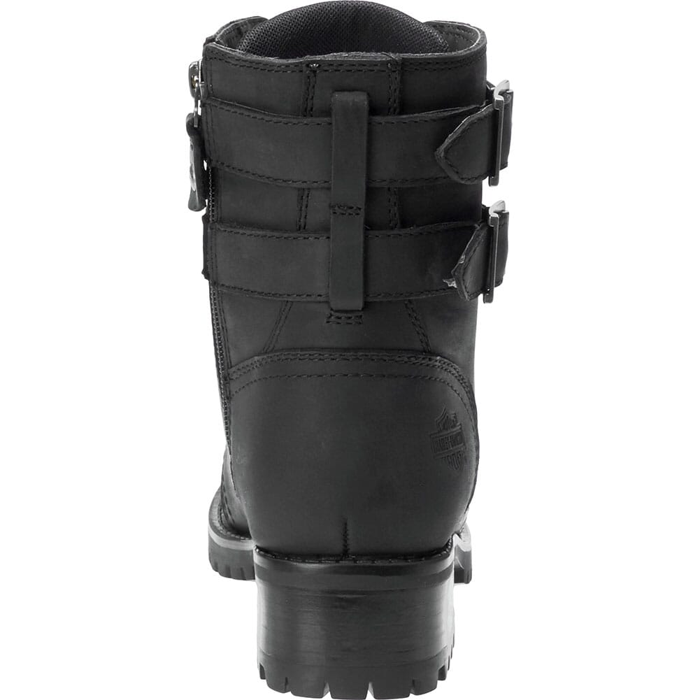 Harley Davidson Women's Archer Safety Boots - Black