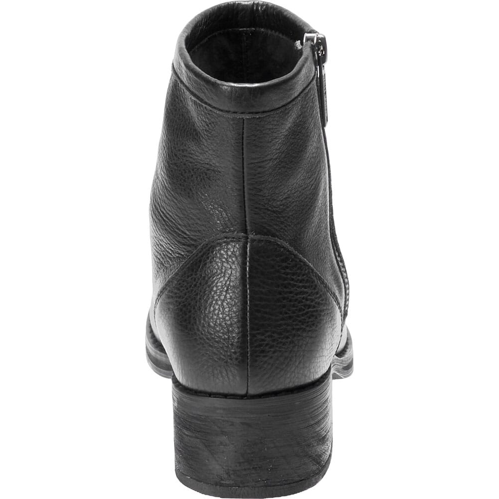Harley Davidson Women's Hennessey Motorcycle Boots - Black