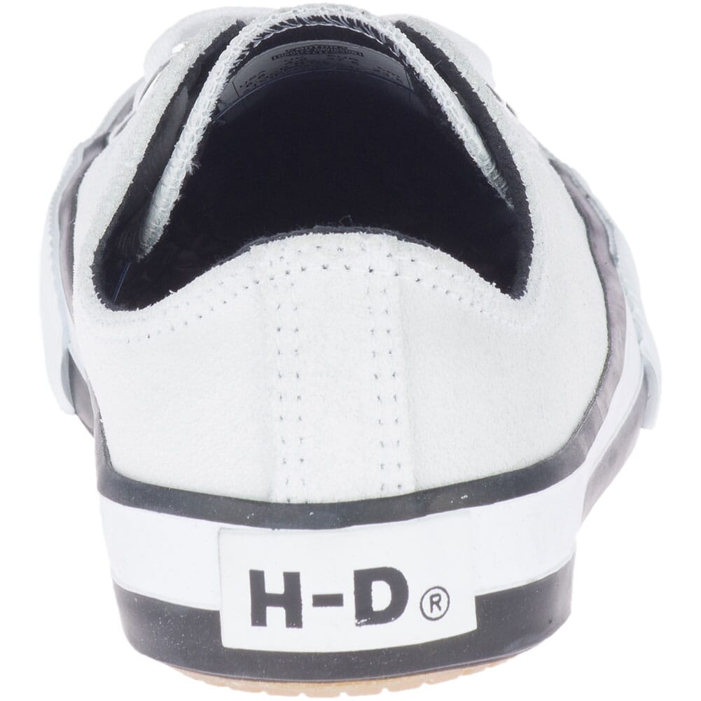 84588 Harley Davidson Women's Burleigh Casual Sneakers - White
