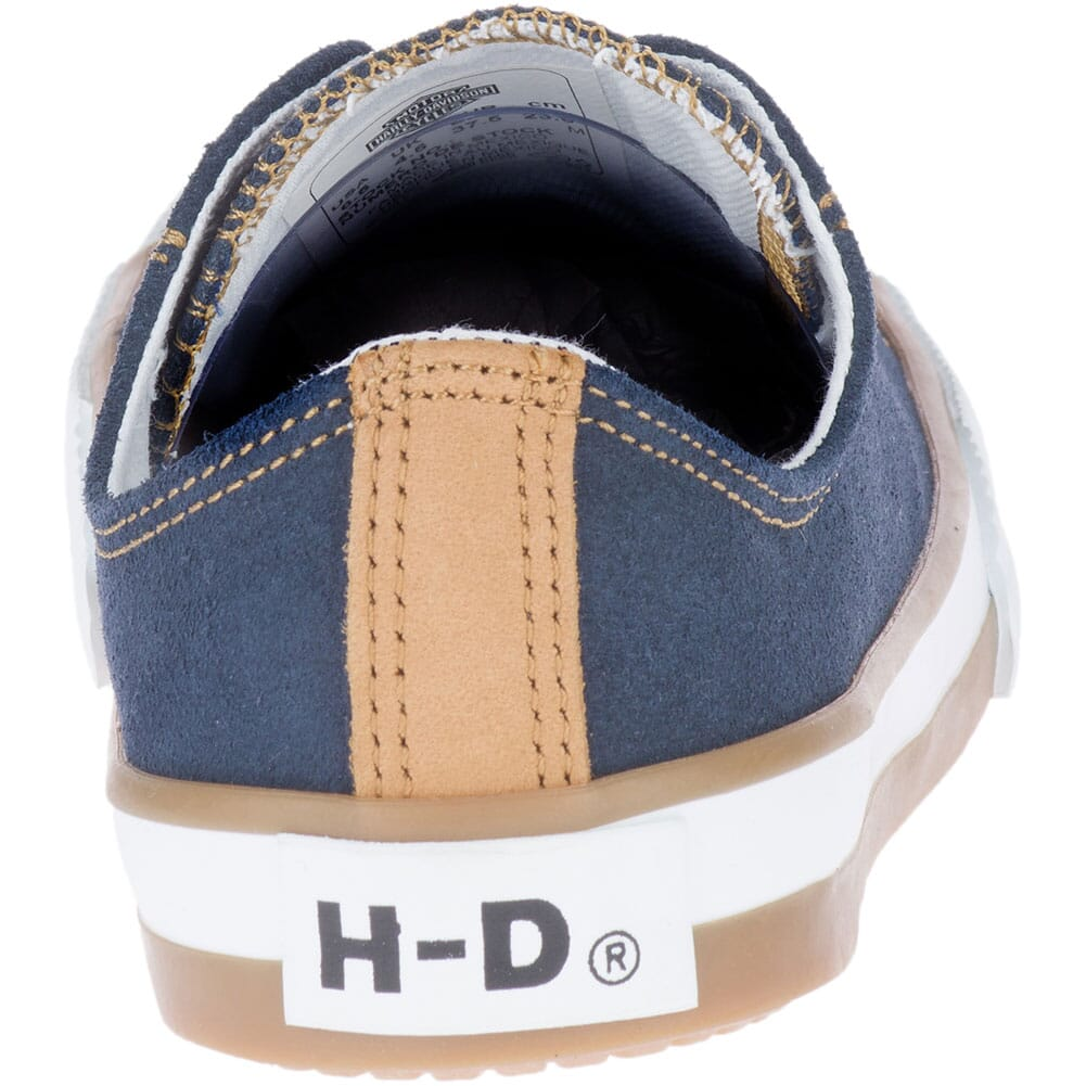 84589 Harley Davidson Women's Burleigh Casual Sneakers - Blue