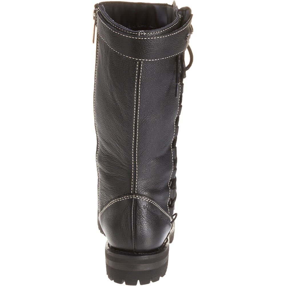 Harley Davidson Women's Melia Motorcycle Boots - Black