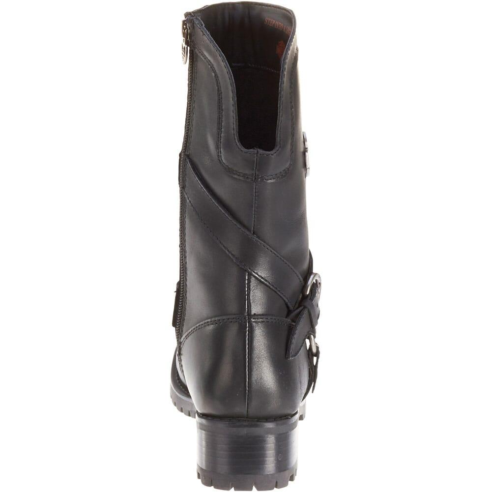 Harley Davidson Women's Amber Motorcycle Boots - Black
