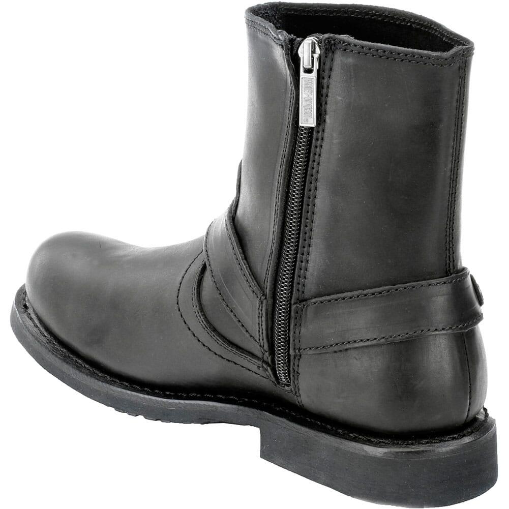Harley Davidson Men's Scout Motorcycle Boots - Black