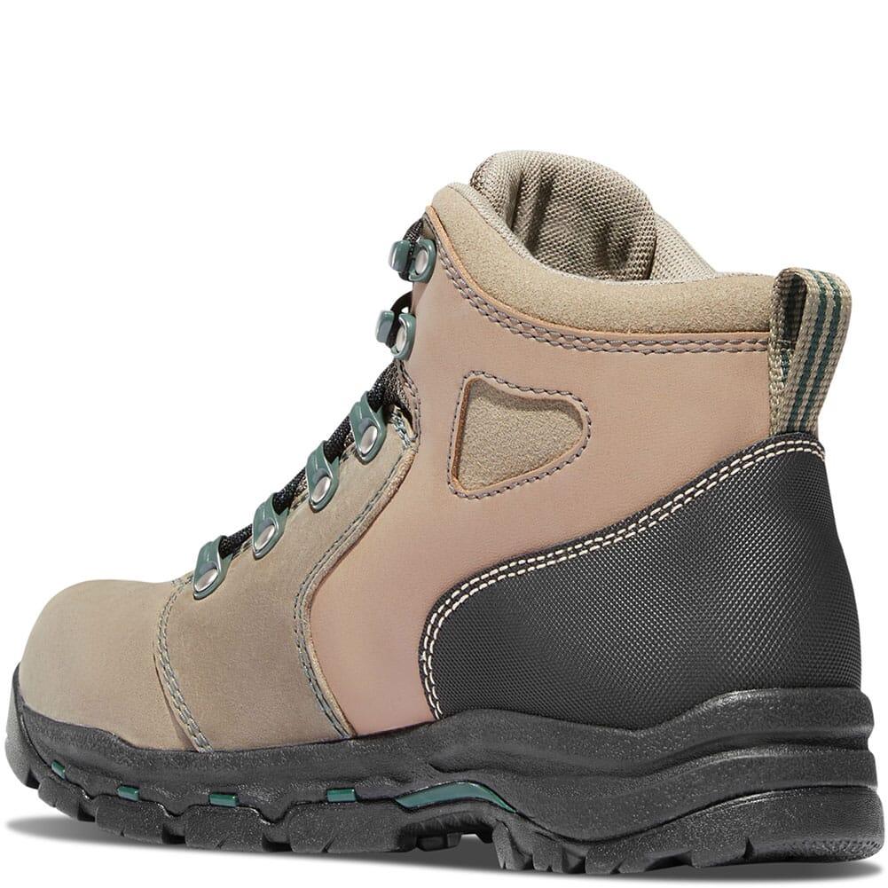 Danner Women's Vicious GTX Safety Boots - Brown/Green