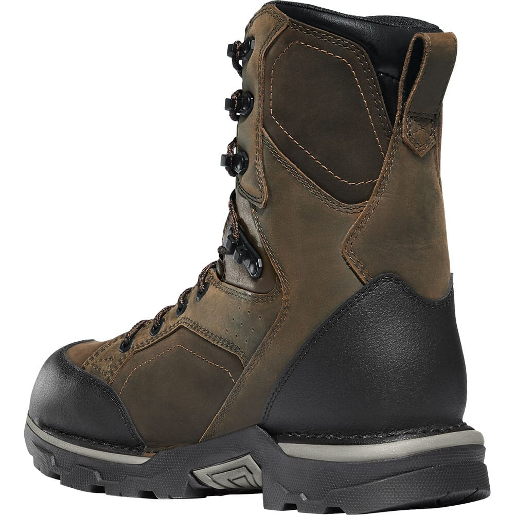 15864 Danner Men's Crucial Safety Boots - Brown