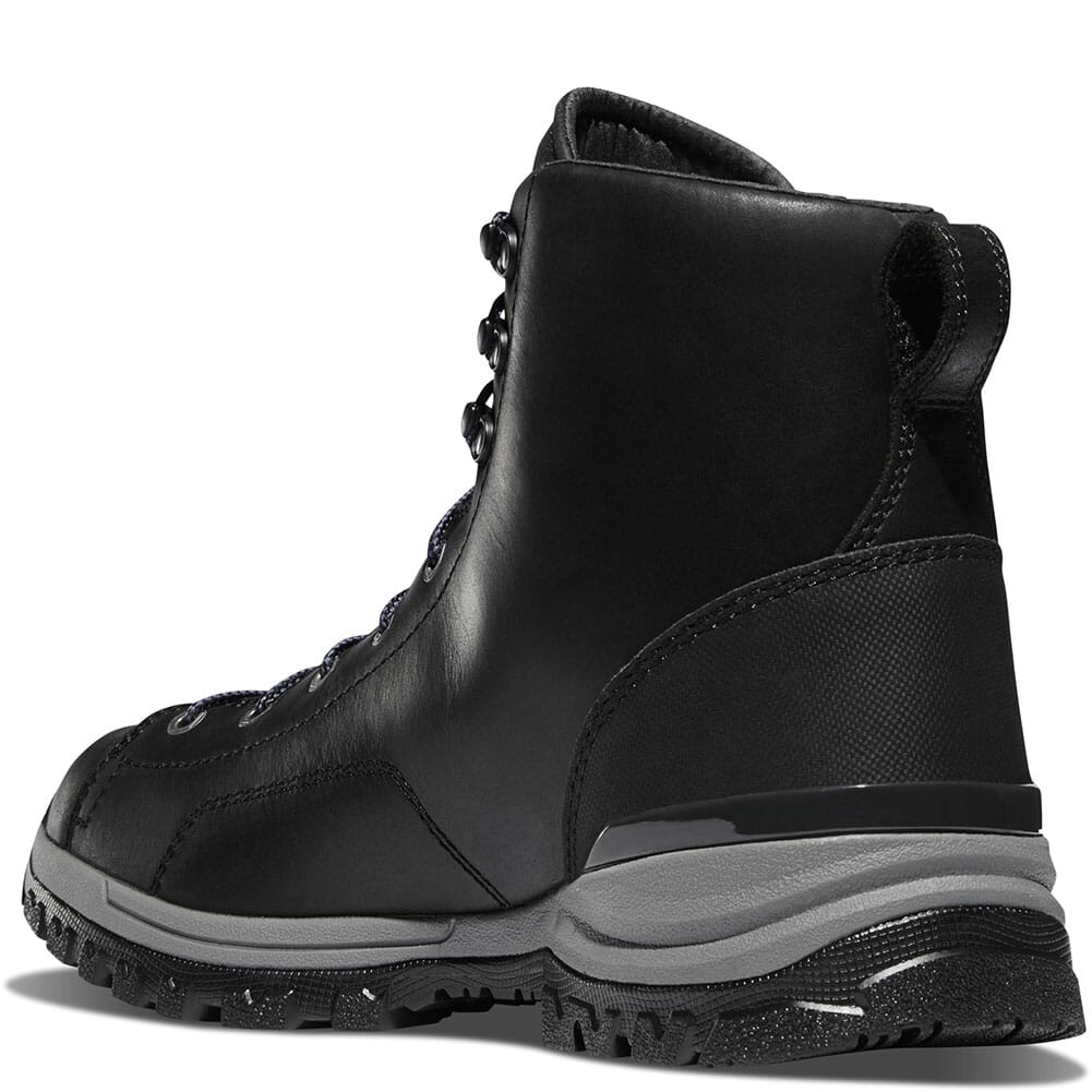 Danner Men's Stronghold Safety Boots - Black