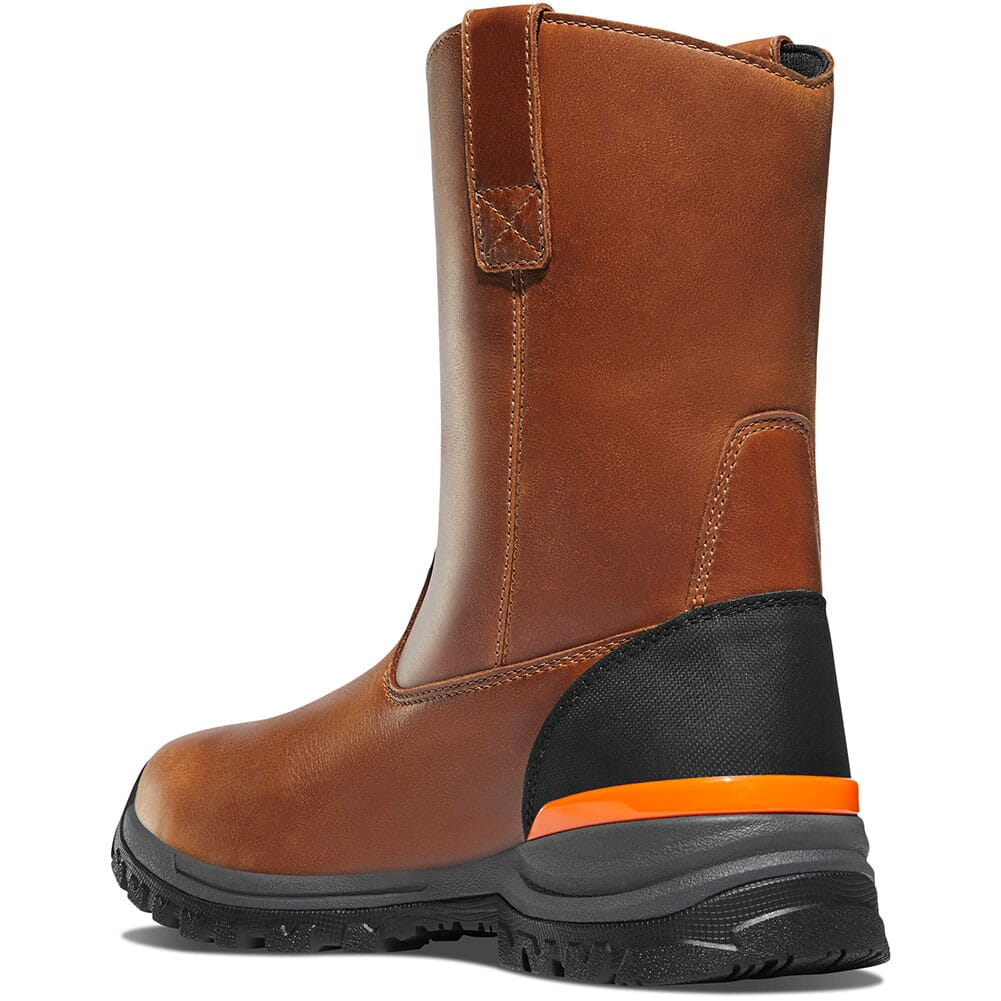 Danner Men's Stronghold Safety Boots - Brown Hot
