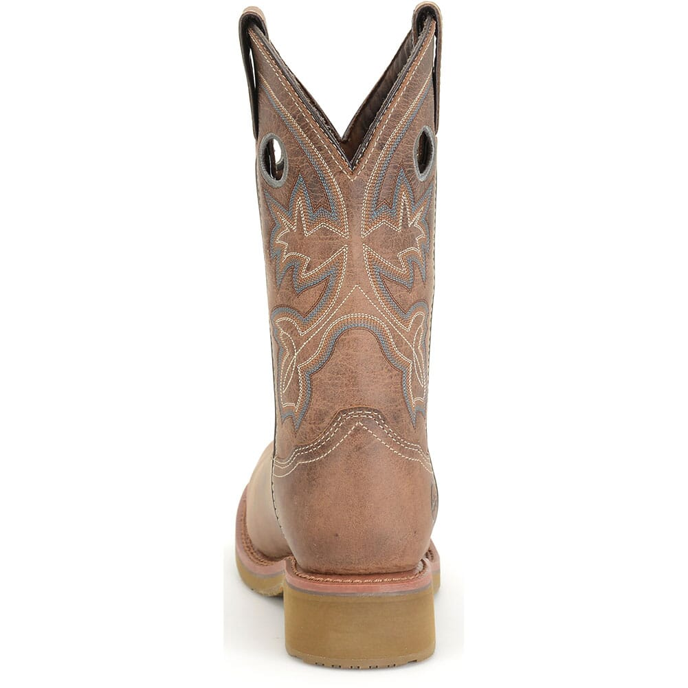Double H Women's Haddie Safety Ropers - Brown