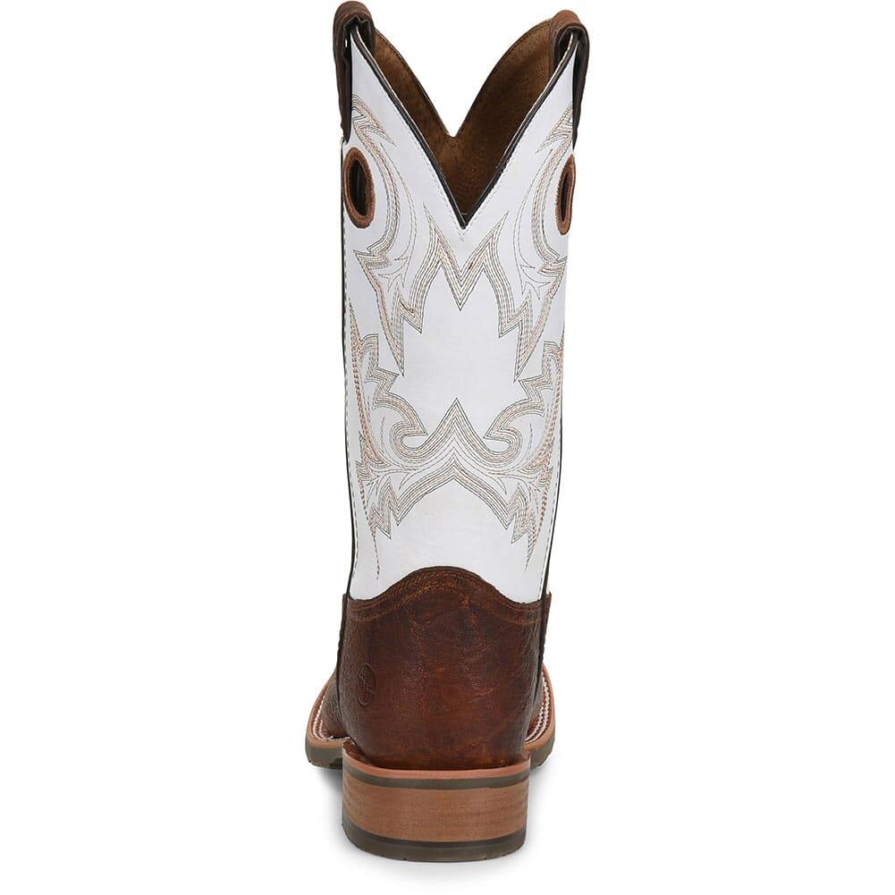 Double H Men's Marty Western Boots - Cognac