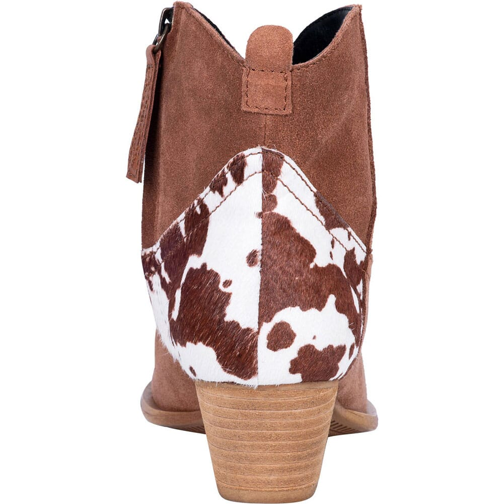 Dingo Women's Buck The Rules Western Boots - Tan