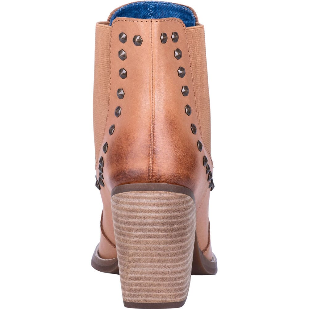 Dingo Women's Stay Sassy Casual Boots - Tan