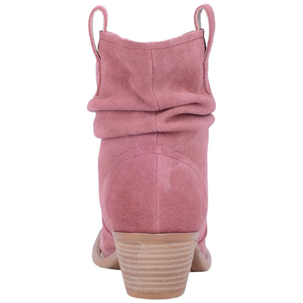 Dingo Women's Jackpot Casual Boots - Blush