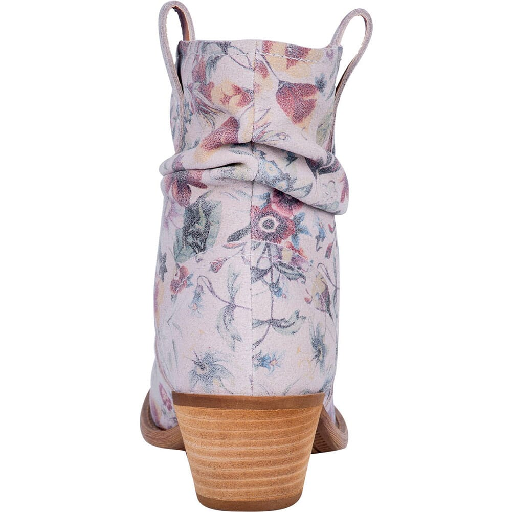 Dingo Women's Jackpot Western Boots - Off White Floral