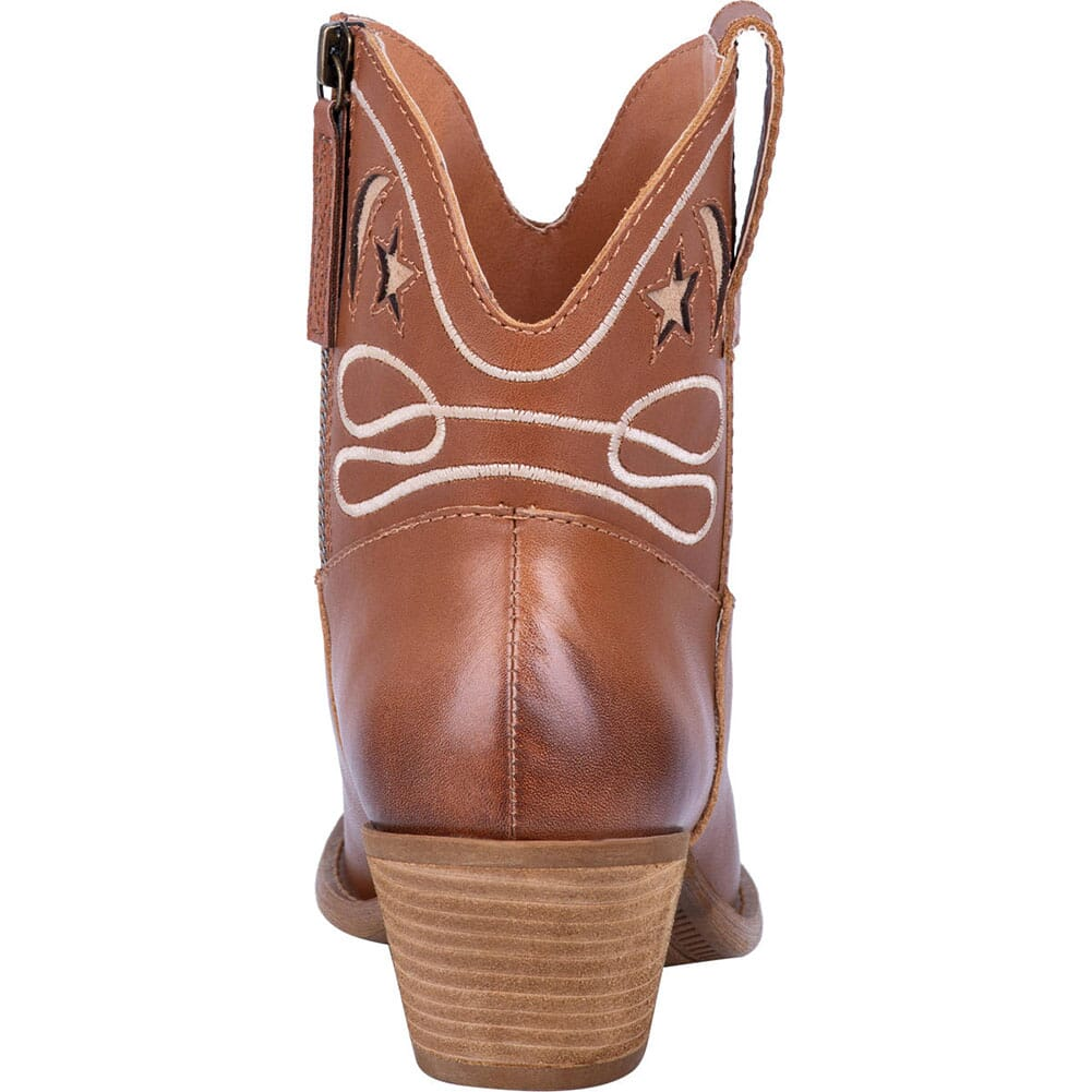 Dingo Women's Urban Cowgirl Western Boots - Whiskey
