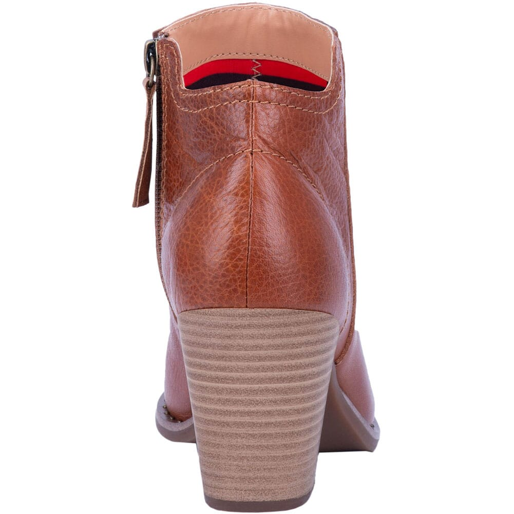 Dingo Women's Call Back Western Boots - Cognac
