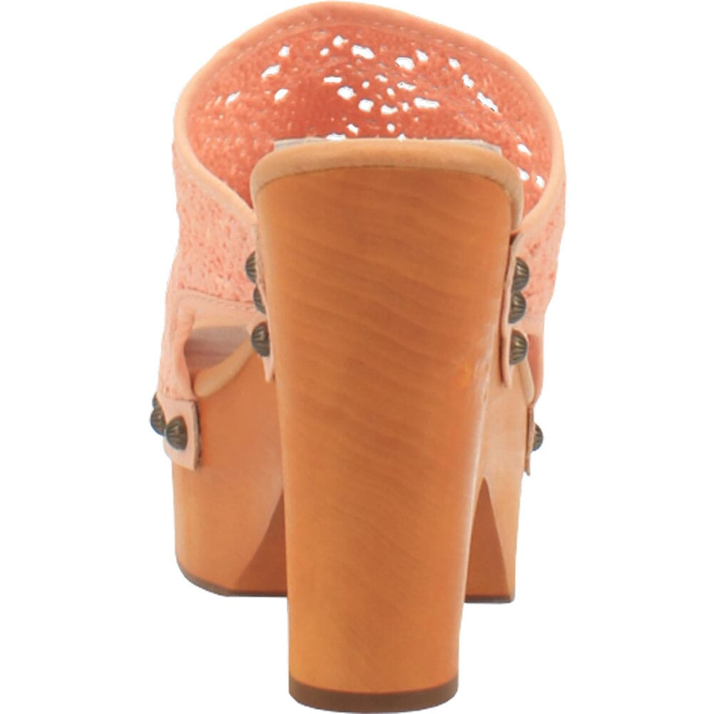 DI361-PK Dingo Women's Crafty Woven Sandals - Pink