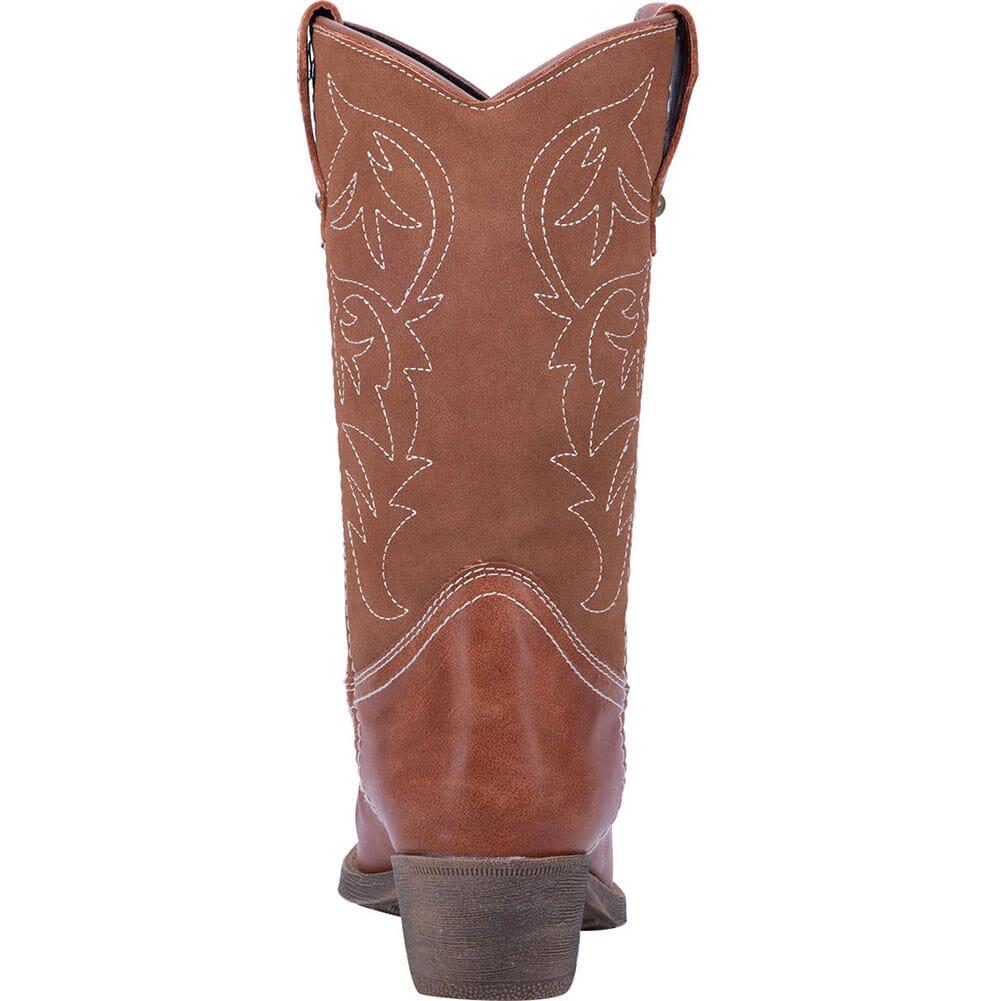 Dingo Women's Prairie Rose Western Boots - Rust
