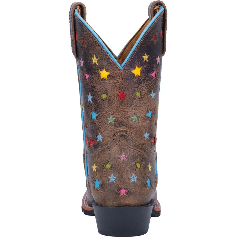 Dan Post Youth Starlett Western Boots - Brown
