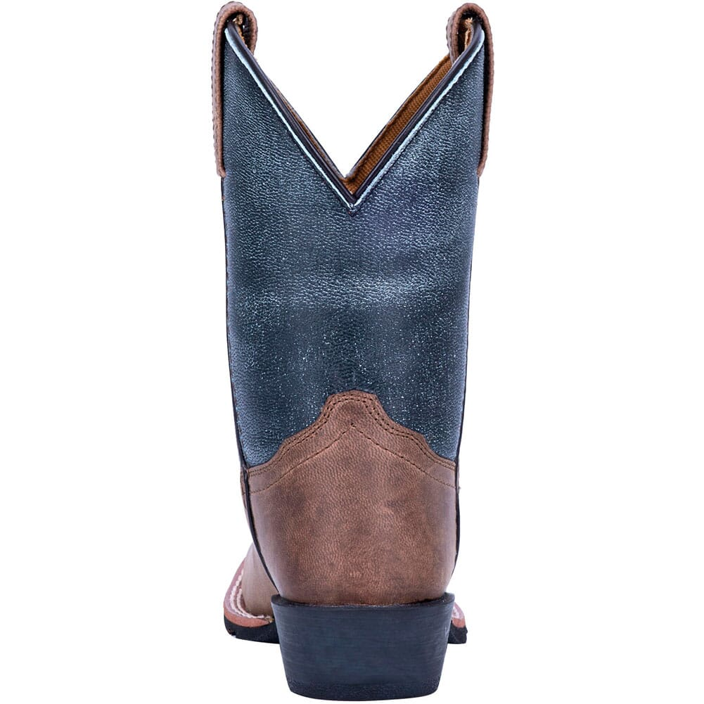 Dan Post Youth Thin Blue Line Western Boots - Blue