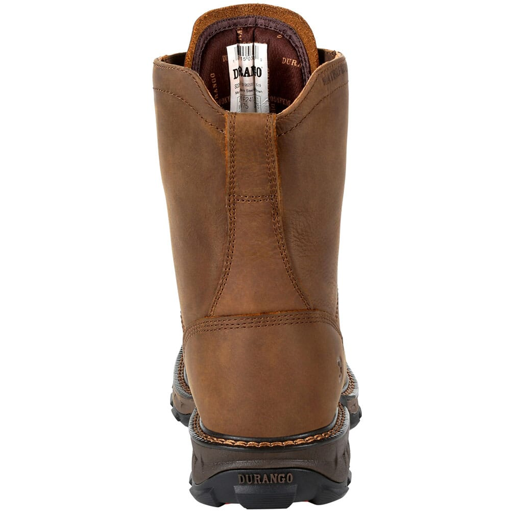 DDB0267 Durango Men's Maverick XP WP Safety Boots - Colorrusset