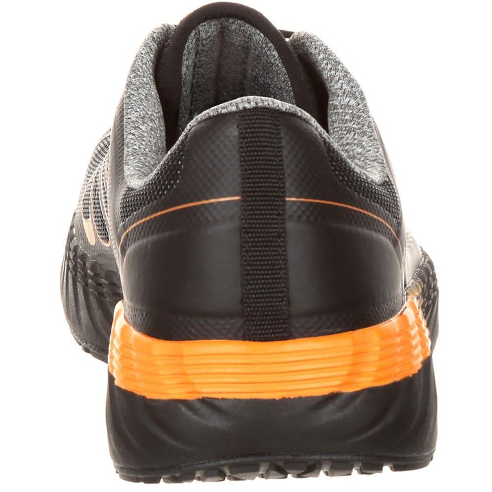 Georgia Men's REFLX EH Safety Shoes - Black/Orange