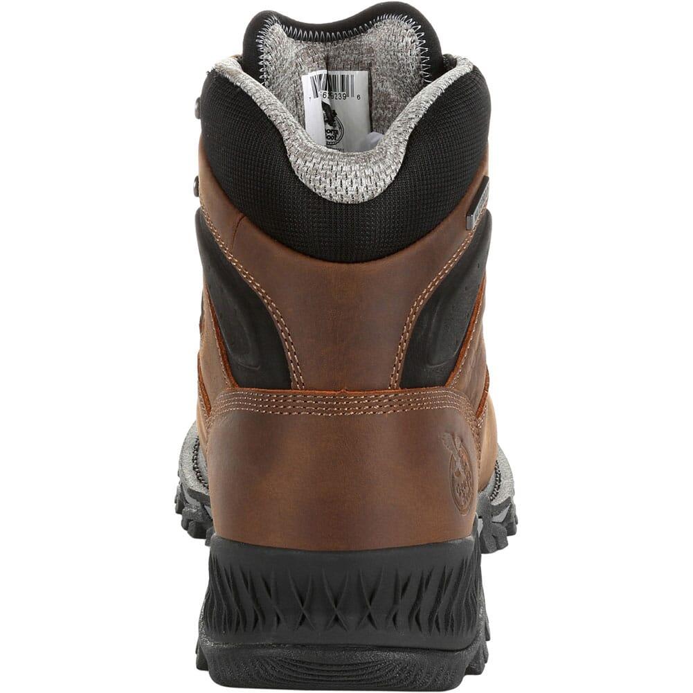 Georgia Men's Rumbler WP Safety Boots - Brown/Black