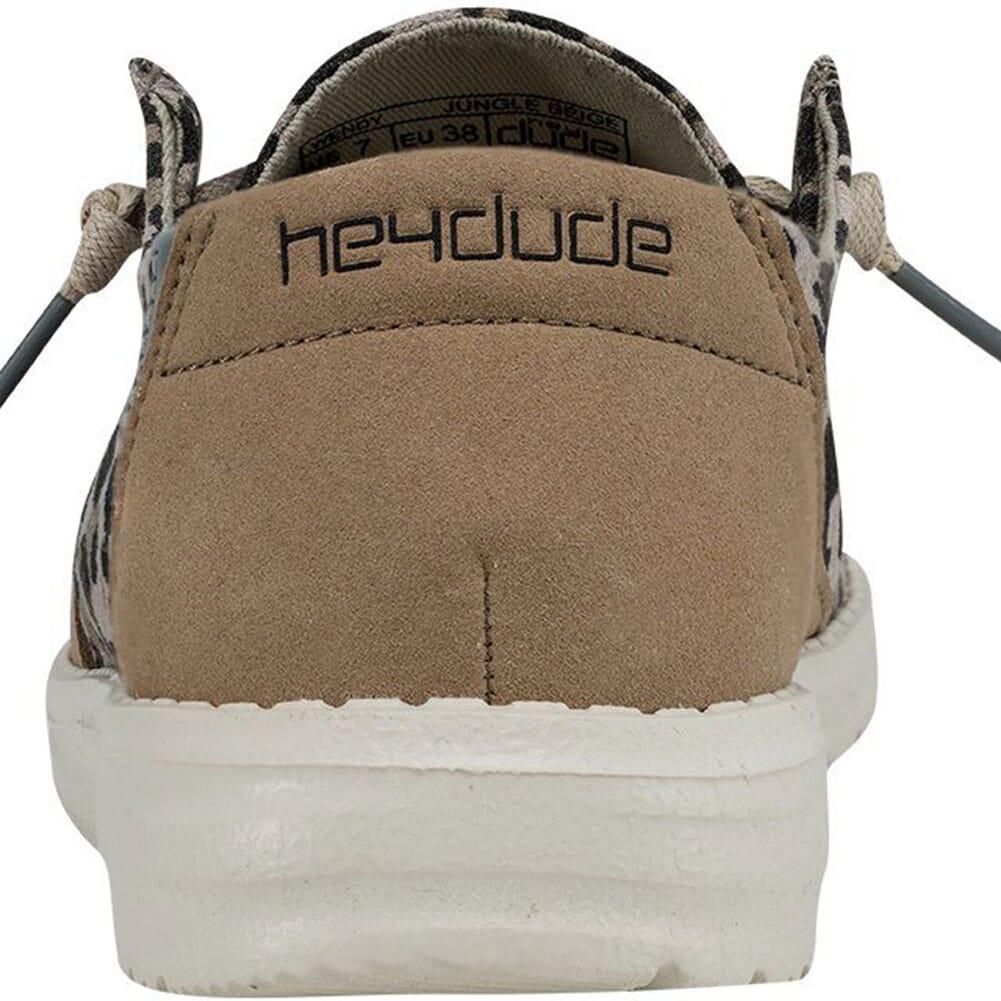 121410570 Hey Dude Women's Wendy Jungle Casual Shoes - Beige