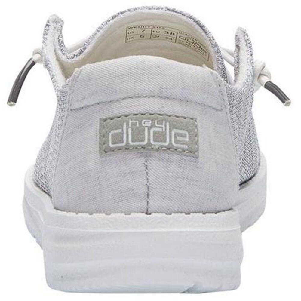 121922672 Hey Dude Women's Wendy Sox Casual Shoes - Glacier Grey
